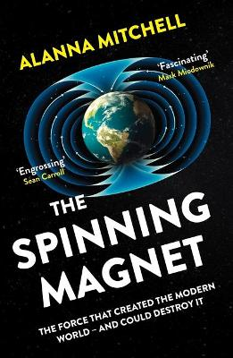The Spinning Magnet: The Force That Created the Modern World - and Could Destroy It - Mitchell, Alanna