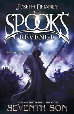 The Spook's Revenge - Delaney, Joseph