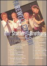The Statler Brothers: Farewell Concert