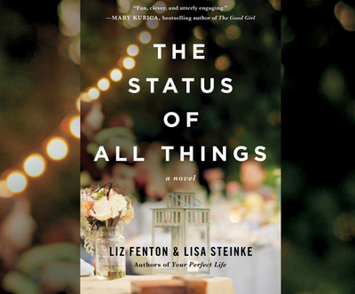 The Status of All Things - Fenton, Liz, and Steinke, Lisa, and McFadden, Amy (Narrator)