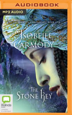 The Stone Key - Carmody, Isobelle (Read by)