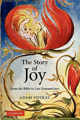 The Story of Joy: From the Bible to Late Romanticism - Potkay, Adam