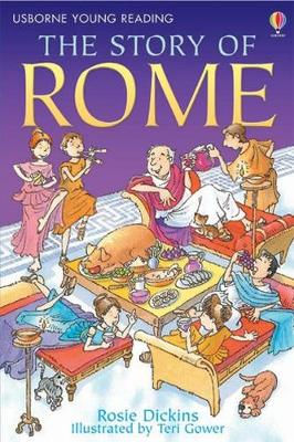 The Story of Rome - Dickins, Rosie
