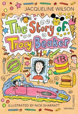 The Story of Tracy Beaker - Wilson, Jacqueline