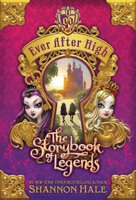 The Storybook of Legends - Hale, Shannon