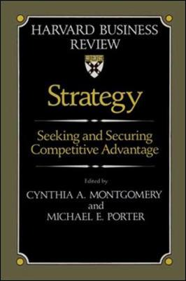 The Strategy: Your Guide to Innovating in a Downturn - Montgomery, Cynthia A (Editor)