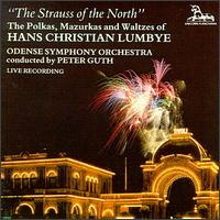 The Strauss of the North - Odense Symphony Orchestra; Peter Guth (conductor)