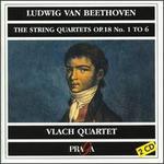 The String Quartets, Op.18, No. 1 to 6