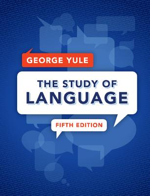 The Study of Language - Yule, George