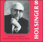 The Symphonic Wind Music of David R. Holsinger, Vol. 8