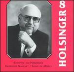 The Symphonic Wind Music of David R. Holsinger, Vol. 8