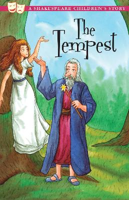 The Tempest - Shakespeare, William, and Macaw Books