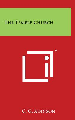 The Temple Church - Addison, C G