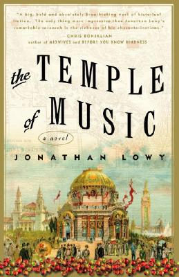 The Temple of Music - Lowy, Jonathan