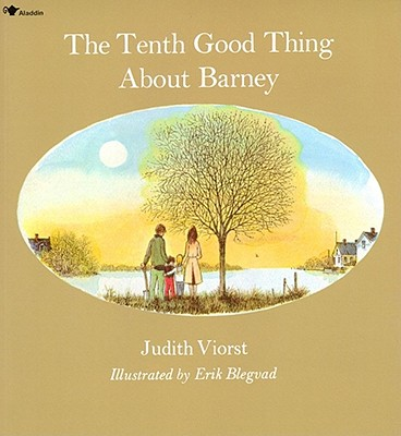 The Tenth Good Thing about Barney - Viorst, Judith