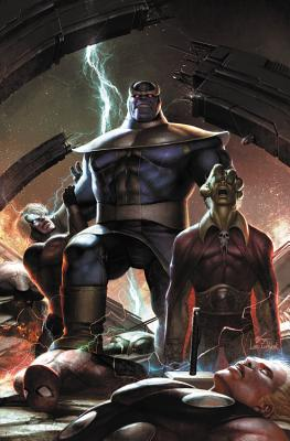 The Thanos Wars: Infinity Origin Omnibus - Various Artists (Text by), and Friedrich, Mike (Text by), and Englehart, Steve (Text by)