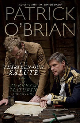 The Thirteen-gun Salute - O'Brian, Patrick