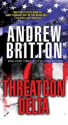 The Threatcon Delta - Britton, Andrew