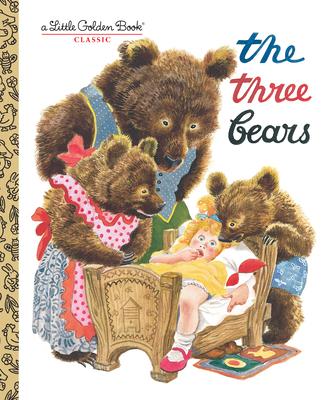 The Three Bears - Golden Books