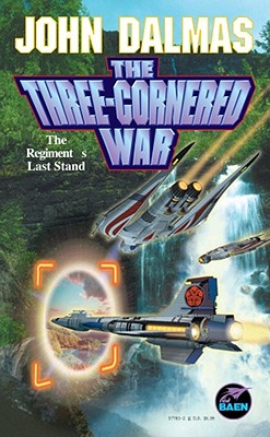 The Three-Cornered War - Dalmas, John