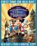 The Three Musketeers [10th Anniversary] [Blu-ray] - Donovan Cook