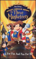 The Three Musketeers - Donovan Cook