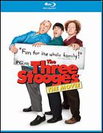 The Three Stooges [Blu-ray] - Bobby Farrelly; Peter Farrelly
