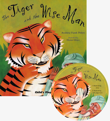 The Tiger and the Wise Man - Fusek Peters, Andrew (Read by)