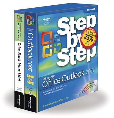 The Time Management Toolkit: Microsoft Office Outlook 2007 Step by Step and Take Back Your Life - Preppernau, Joan, and Cox, Joyce, and McGhee, Sally