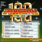 The Top 10 of Classical Music, 1788-1810