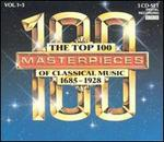 The Top 100 Masterpieces of Classical Music, Vols. 1-5