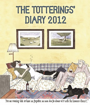 The Totterings' Desk Diary 2012 - Tempest, Annie