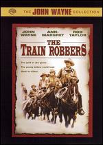 The Train Robbers [Commemorative Packaging]
