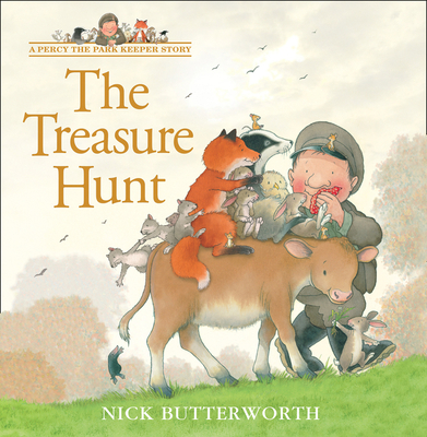 The Treasure Hunt - Butterworth, Nick
