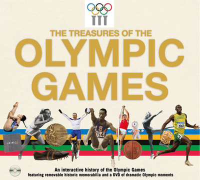 The Treasures of the Olympic Games - Wilson, Neil