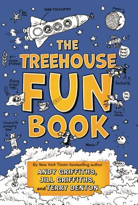 The Treehouse Fun Book - Griffiths, Andy