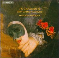 The Trio Sonata in 18th-Century Germany - David Rubio (cello maker); London Baroque (chamber ensemble)