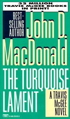 The Turquoise Lament - MacDonald, John
