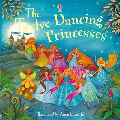 The Twelve Dancing Princesses - Davidson, Susanna