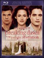 The Twilight Saga: Breaking Dawn - Part 1 [Blu-ray] - Bill Condon