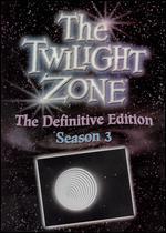The Twilight Zone: Season 3 [The Definitive Edition] [5 Discs]