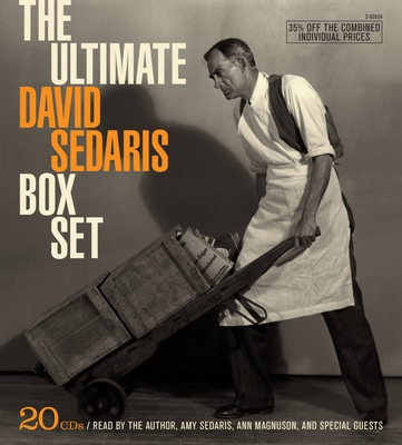 The Ultimate David Sedaris Box Set - Sedaris, David