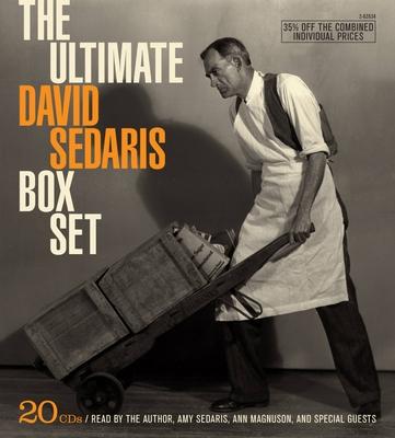 The Ultimate David Sedaris Box Set - Sedaris, David