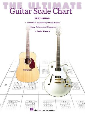 The Ultimate Guitar Scale Chart - Hal Leonard Corp (Creator)