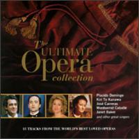 The Ultimate Opera Collection - Barbara Hendricks (vocals); Ensemble Orchestral de Paris; Frederica Von Stade (vocals); Giacomo Aragall (vocals);...