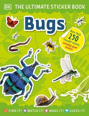 The Ultimate Sticker Book Bugs - DK