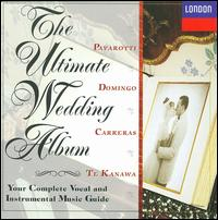 The Ultimate Wedding Album [Polygram] - Various Artists