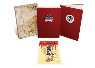 The Umbrella Academy Volume 2: Dallas (Deluxe Edition) - Way, Gerard