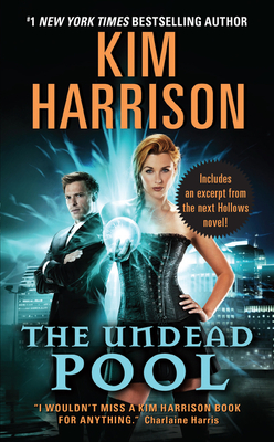 The Undead Pool - Harrison, Kim
