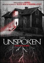 The Unspoken - Sheldon Wilson